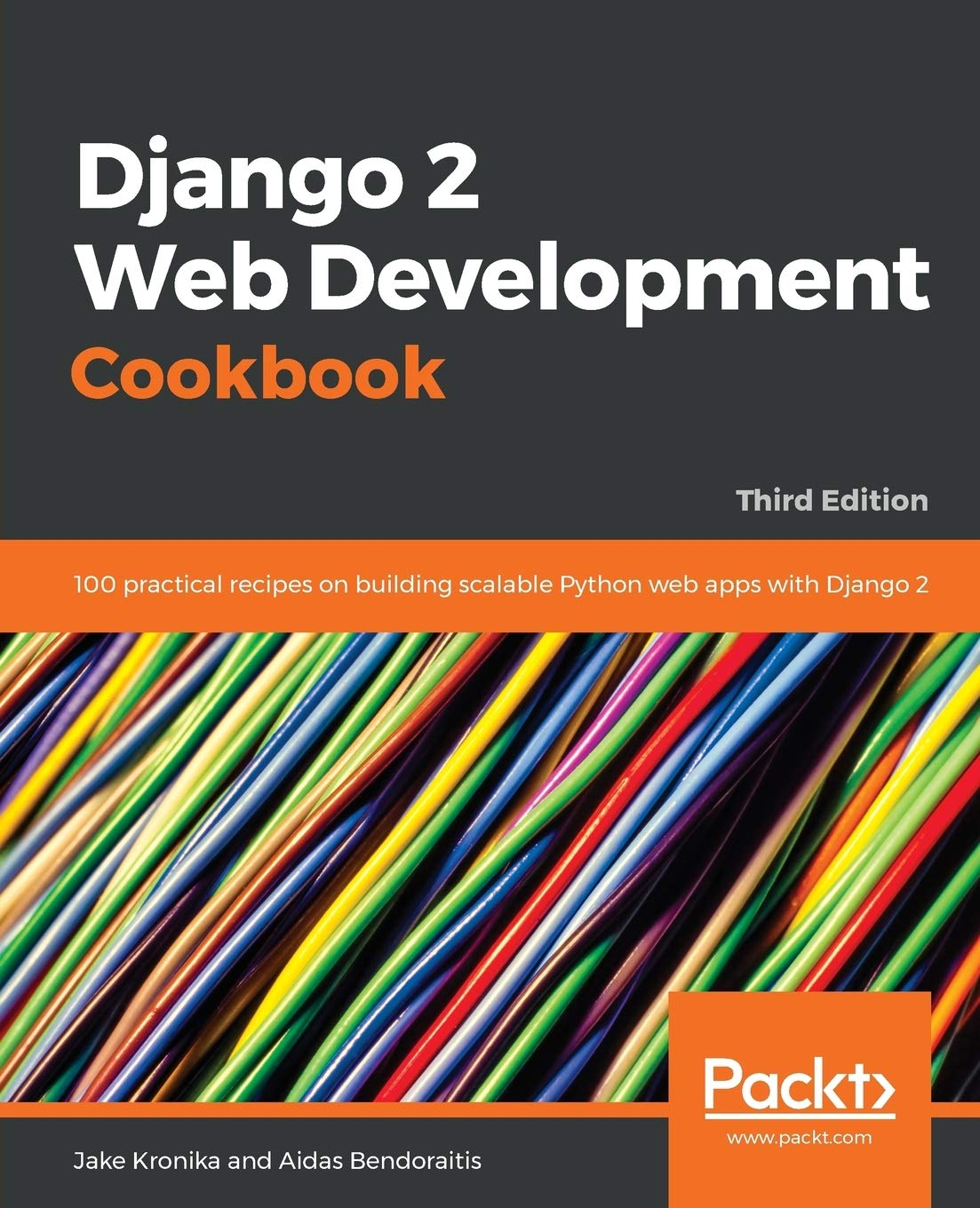 Django 2 Web Development Cookbook - Third Edition